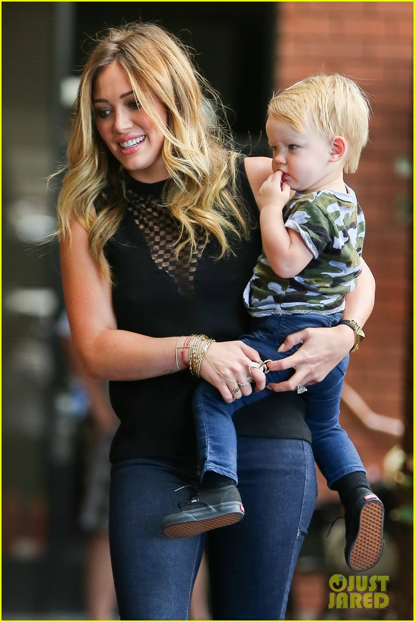 hilary duff luca is the absolute love of my life 102912162