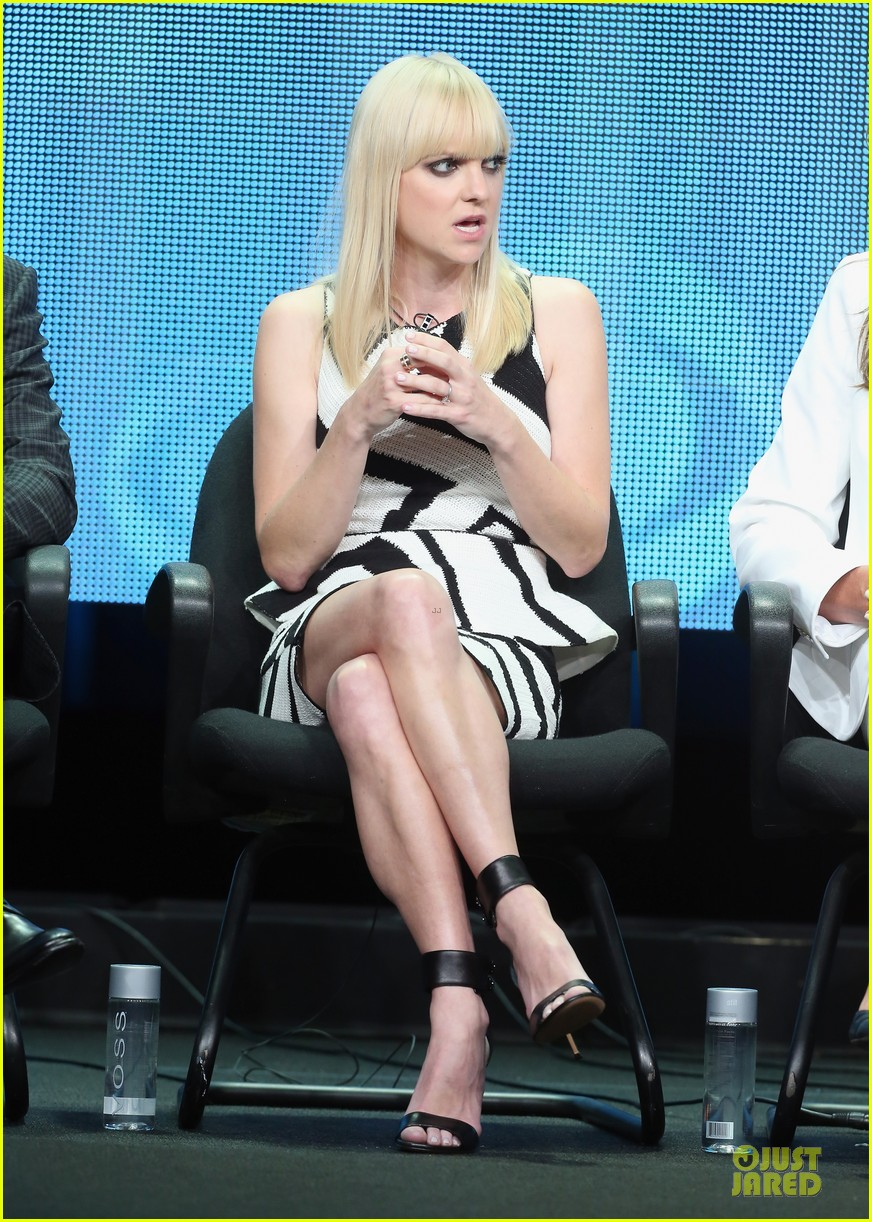 anna faris cbs summer tca party 082919856