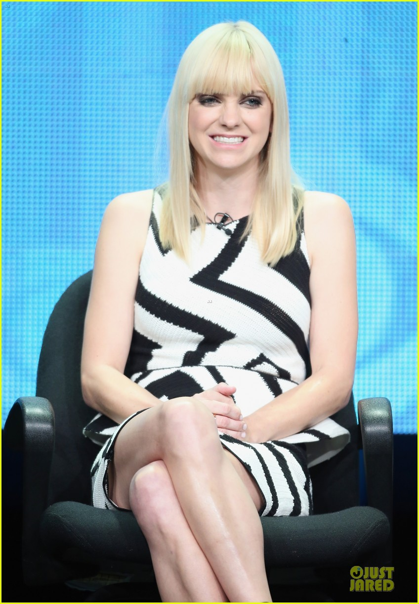 anna faris cbs summer tca party 11