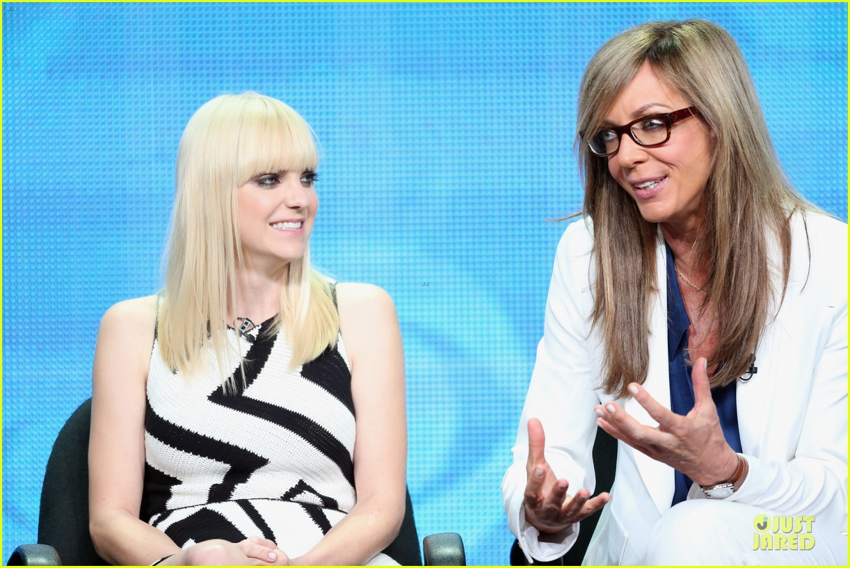 anna faris cbs summer tca party 142919862