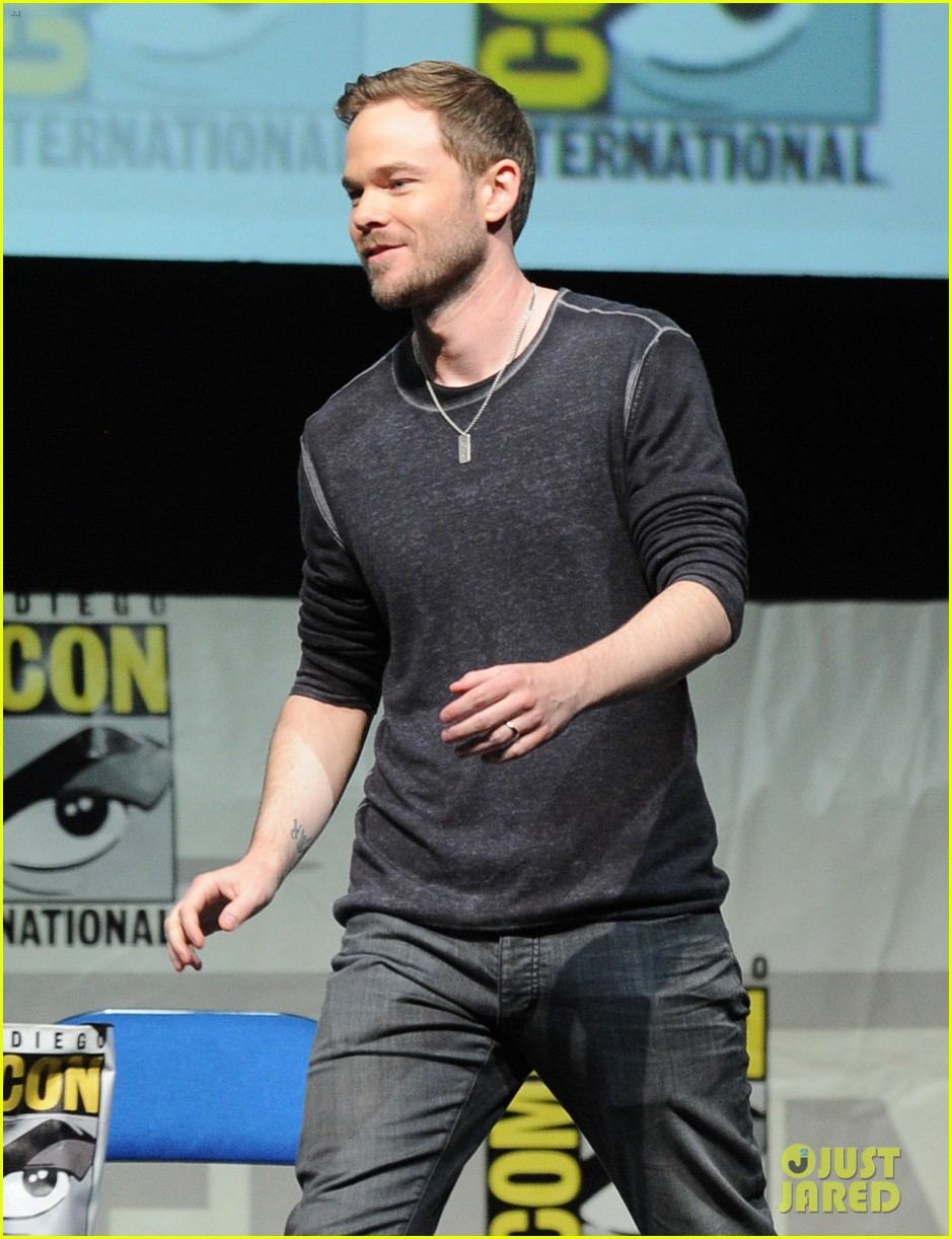 michael fassbender james mcavoy x men at comic con 142913510