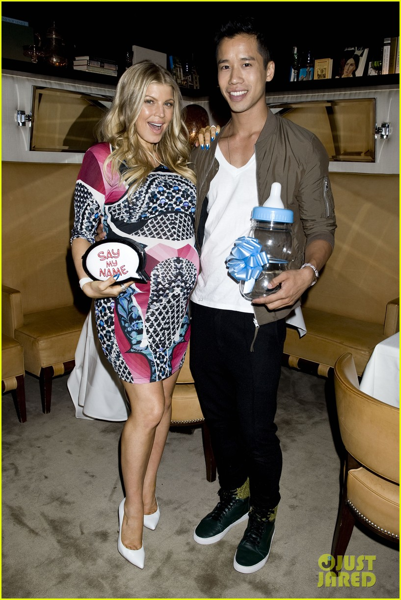 inside fergie baby shower with josh duhamel exclusive pics 042919535