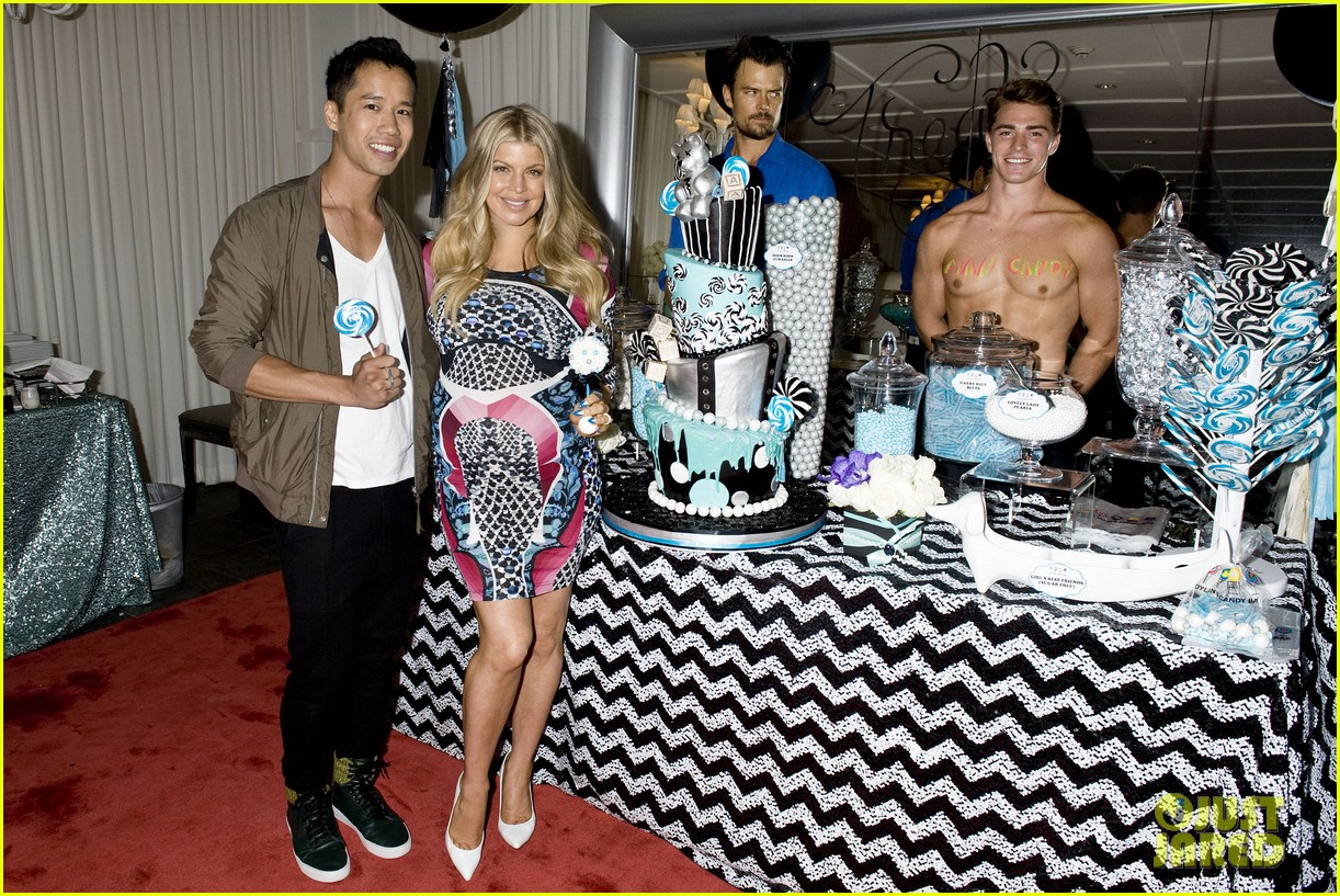 inside fergie baby shower with josh duhamel exclusive pics 112919541