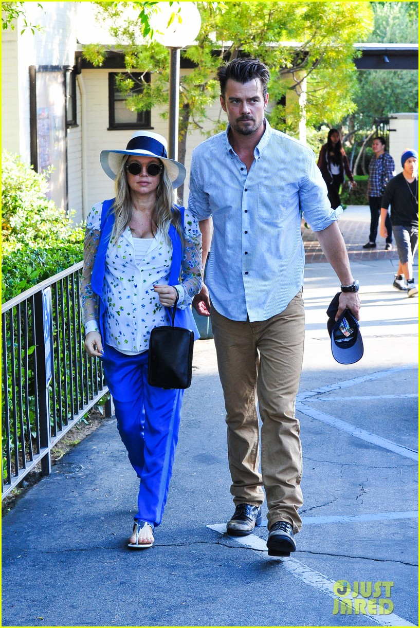 fergie josh duhamel go to church before baby shower day 052919779