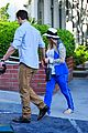 fergie josh duhamel go to church before baby shower day 16