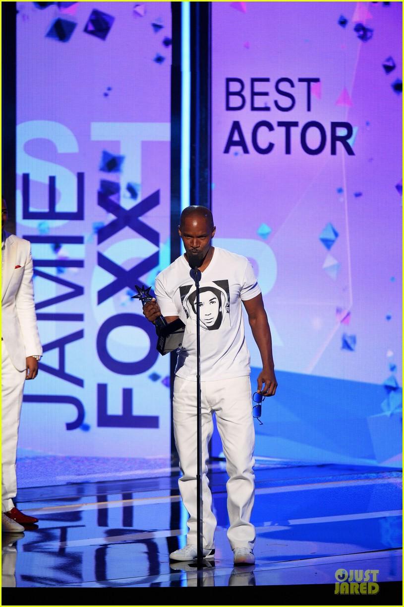 jamie foxx taraji p henson bet awards 2013 show 122901760