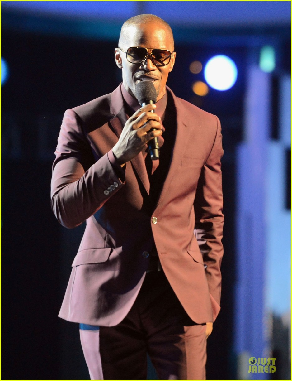 jamie foxx taraji p henson bet awards 2013 show 202901768
