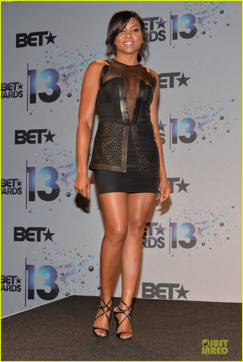jamie foxx taraji p henson bet awards 2013 show 232901771