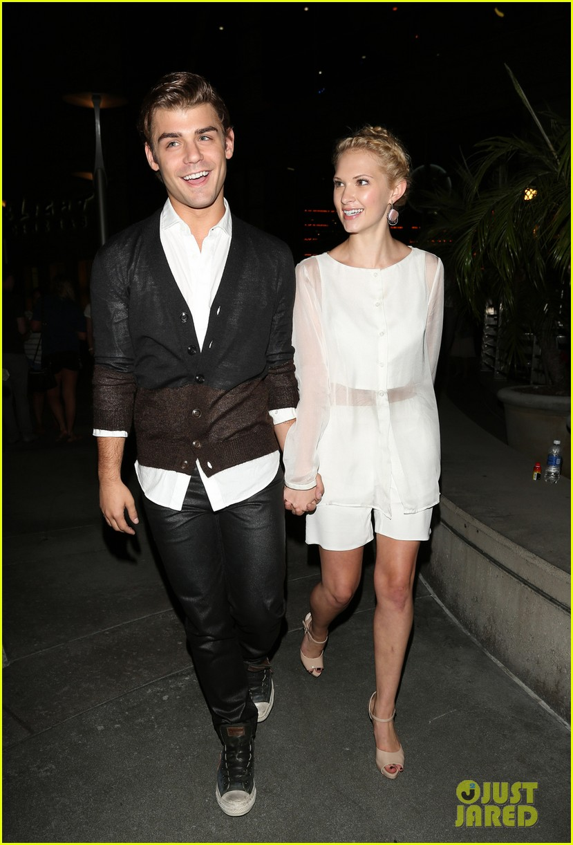 garrett clayton claudia lee chateau marmont after kick ass 2 screening 042917465