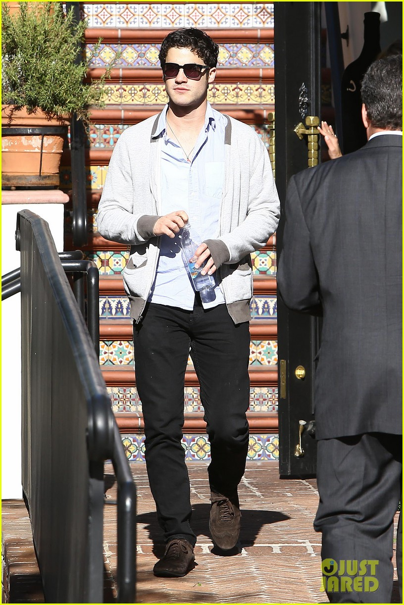 glee cast grabs lunch together after cory monteith memorial 042917062