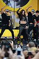 selena gomez good morning america concert 09