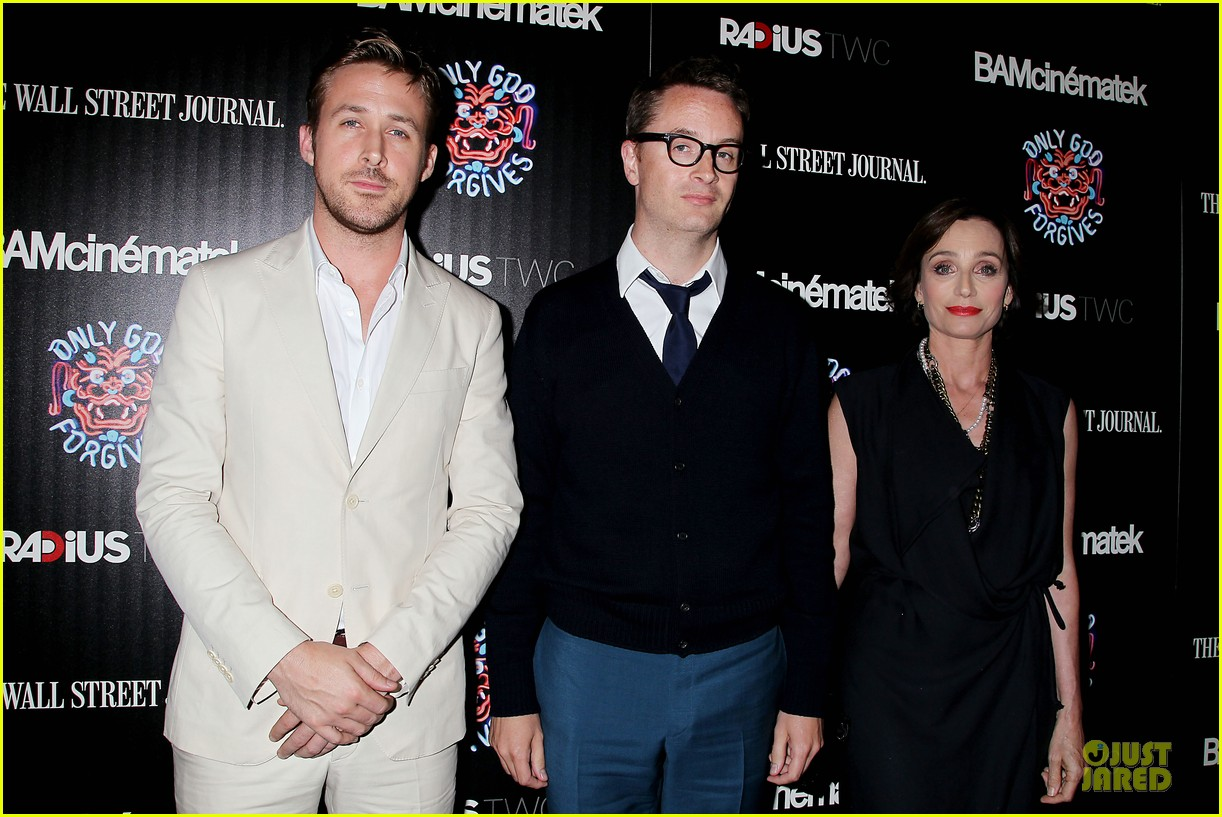ryan gosling only god forgives nyc screening 082910577