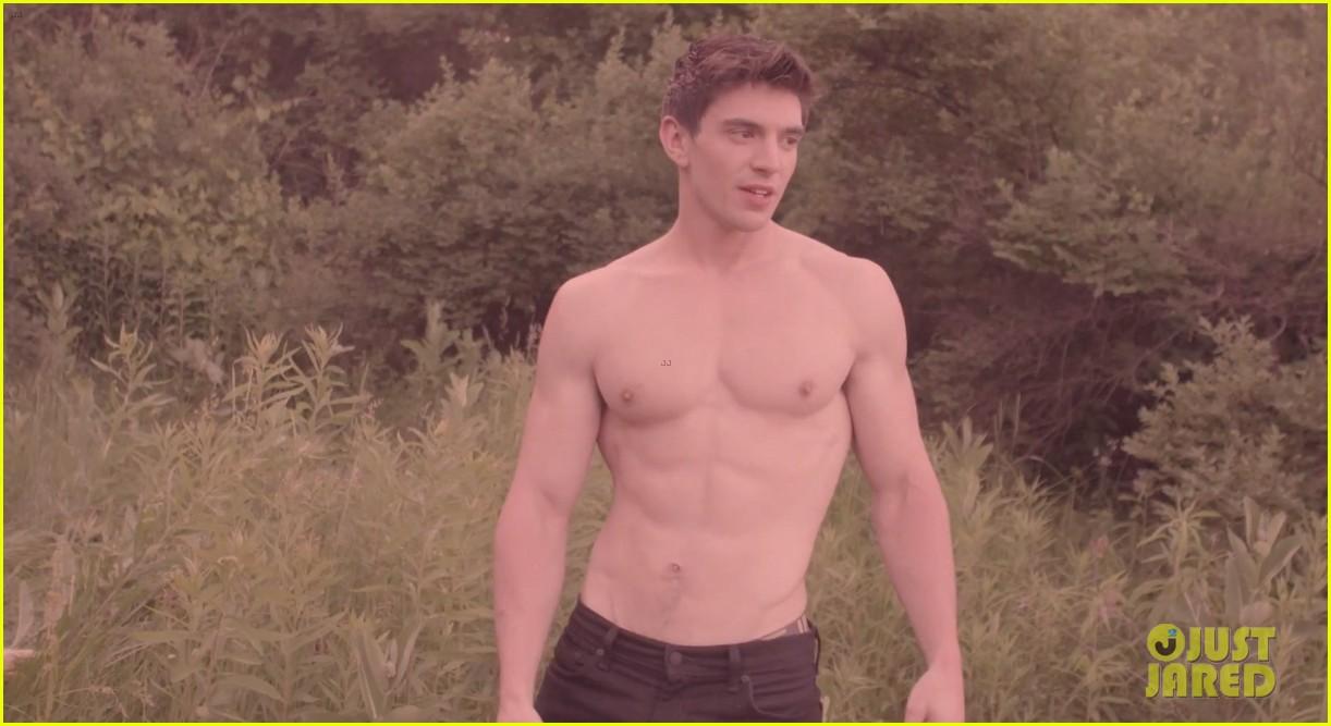 steve grand shirtless for all american boy music video 032904195