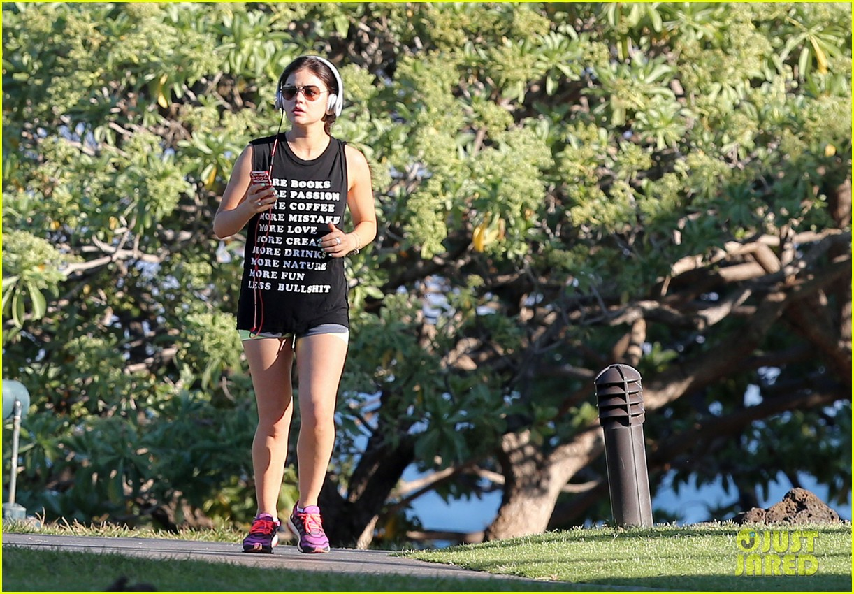 lucy hale graham rogers hawaii beach babes 052902044