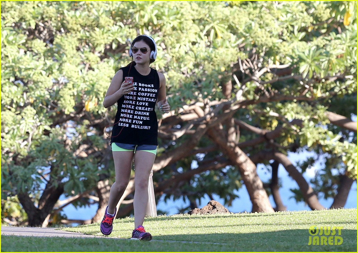 lucy hale graham rogers hawaii beach babes 062902045
