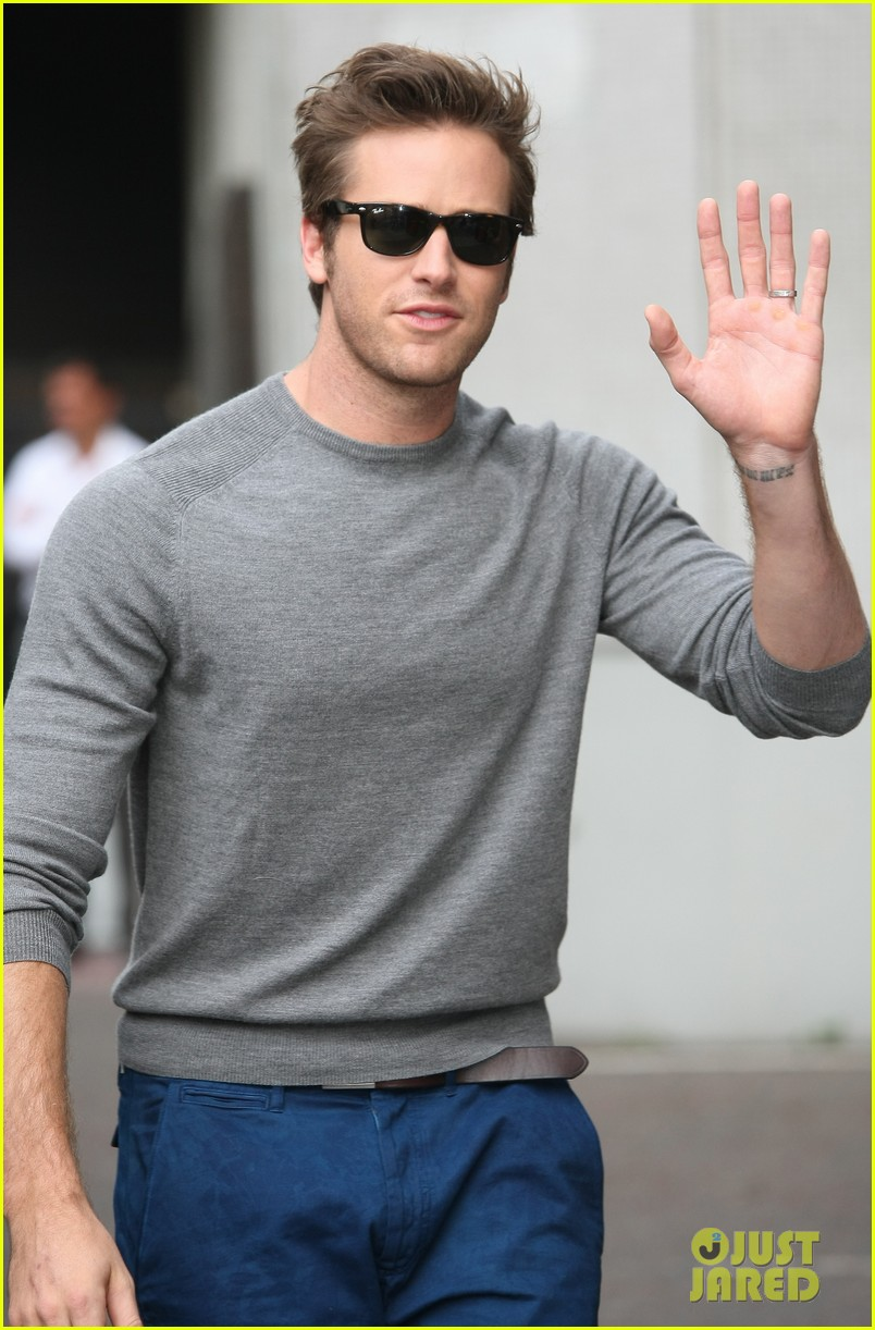 armie hammer i went to cowboy camp for lone ranger 022915025