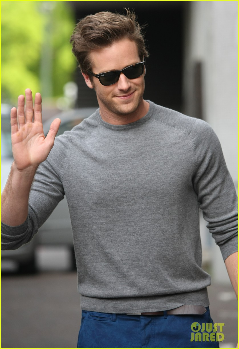 armie hammer i went to cowboy camp for lone ranger 042915027