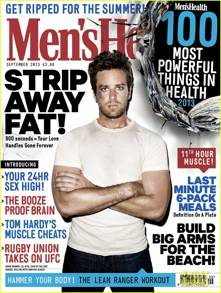 armie hammer covers mens health uk september 2013 042920751
