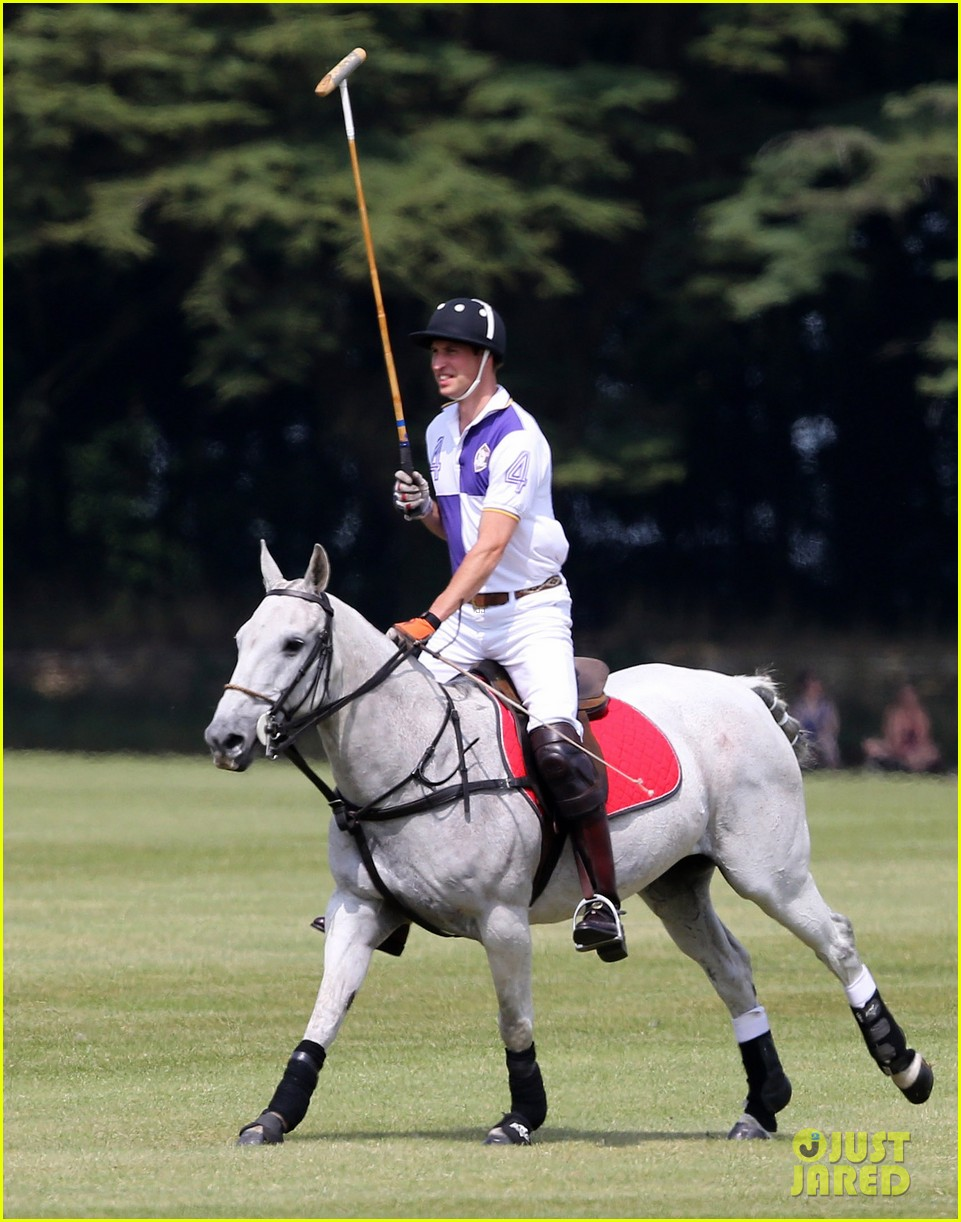 prince william harry jerudong trophy charity polo match 072909253