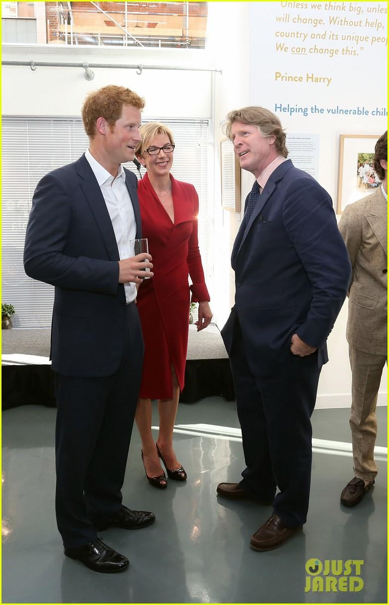 prince harry talks prince george his royal baby nephew 052916900