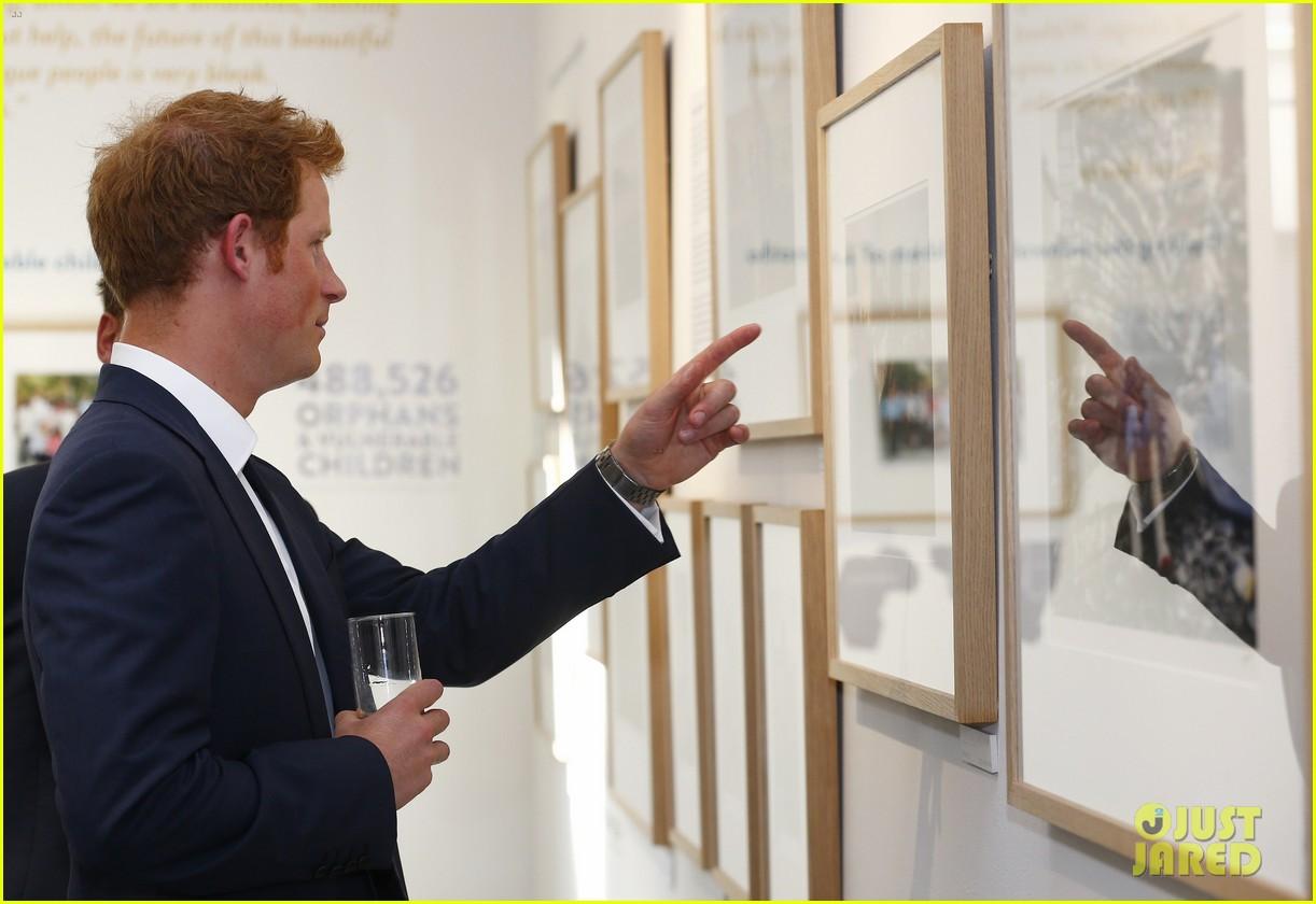 prince harry talks prince george his royal baby nephew 082916903