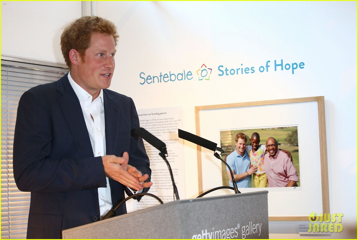 prince harry talks prince george his royal baby nephew 132916908