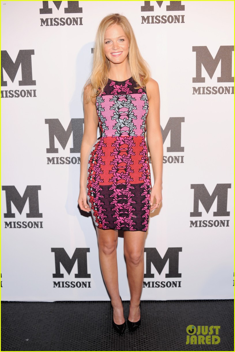 erin heatherton chloe bridges m missoni is for music event 012917176