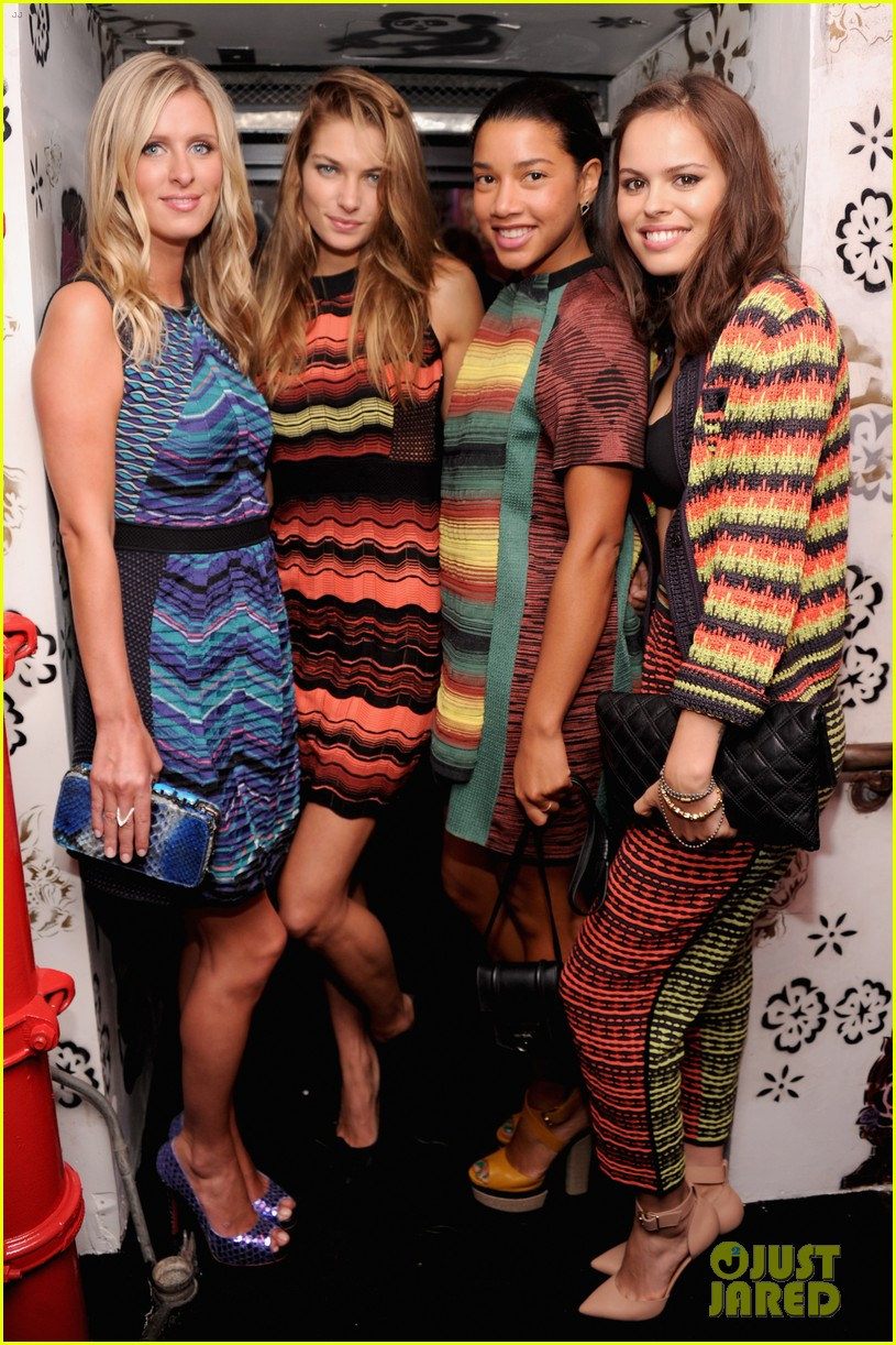 erin heatherton chloe bridges m missoni is for music event 092917184