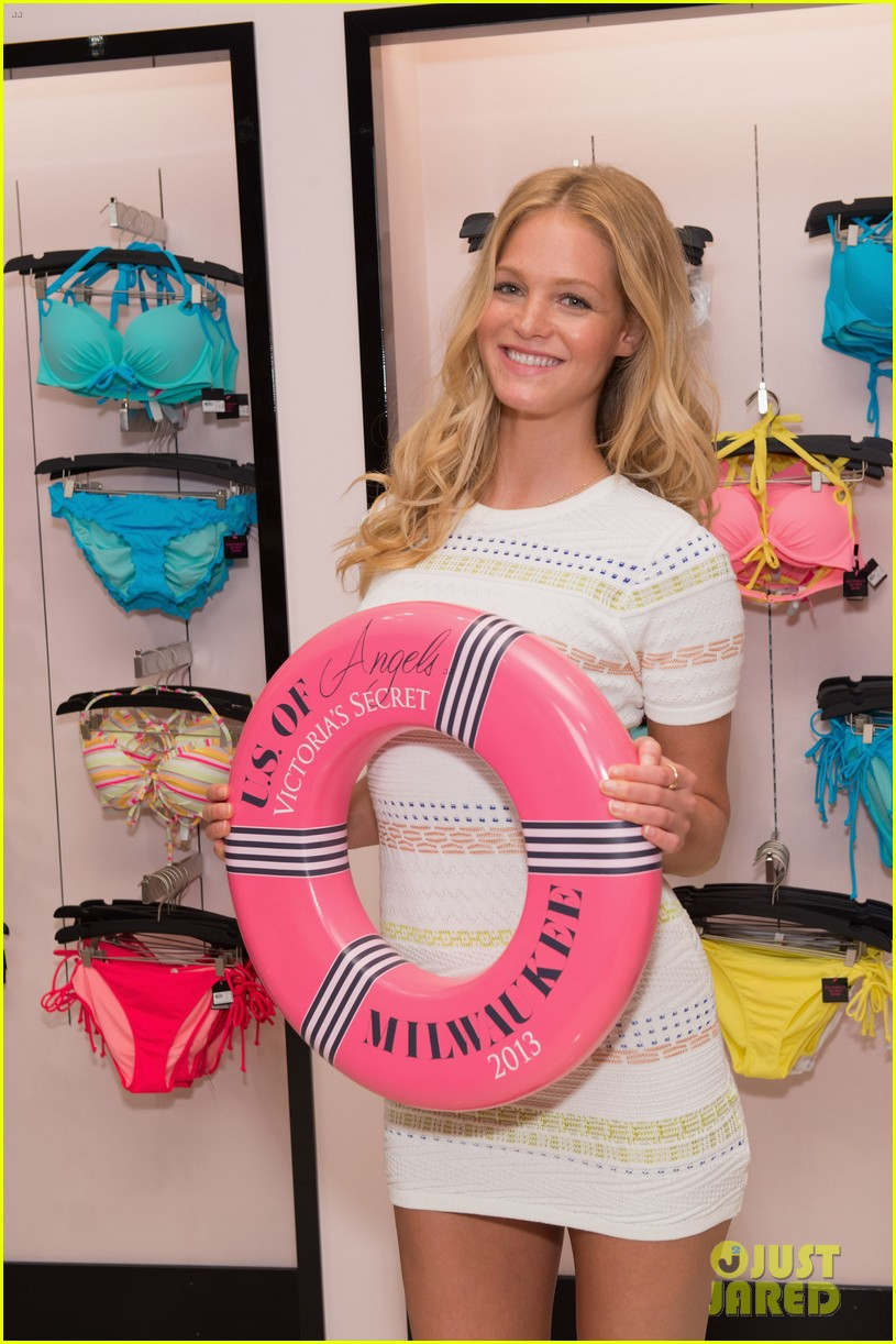 erin heatherton victorias secret us of angels swim tour 09