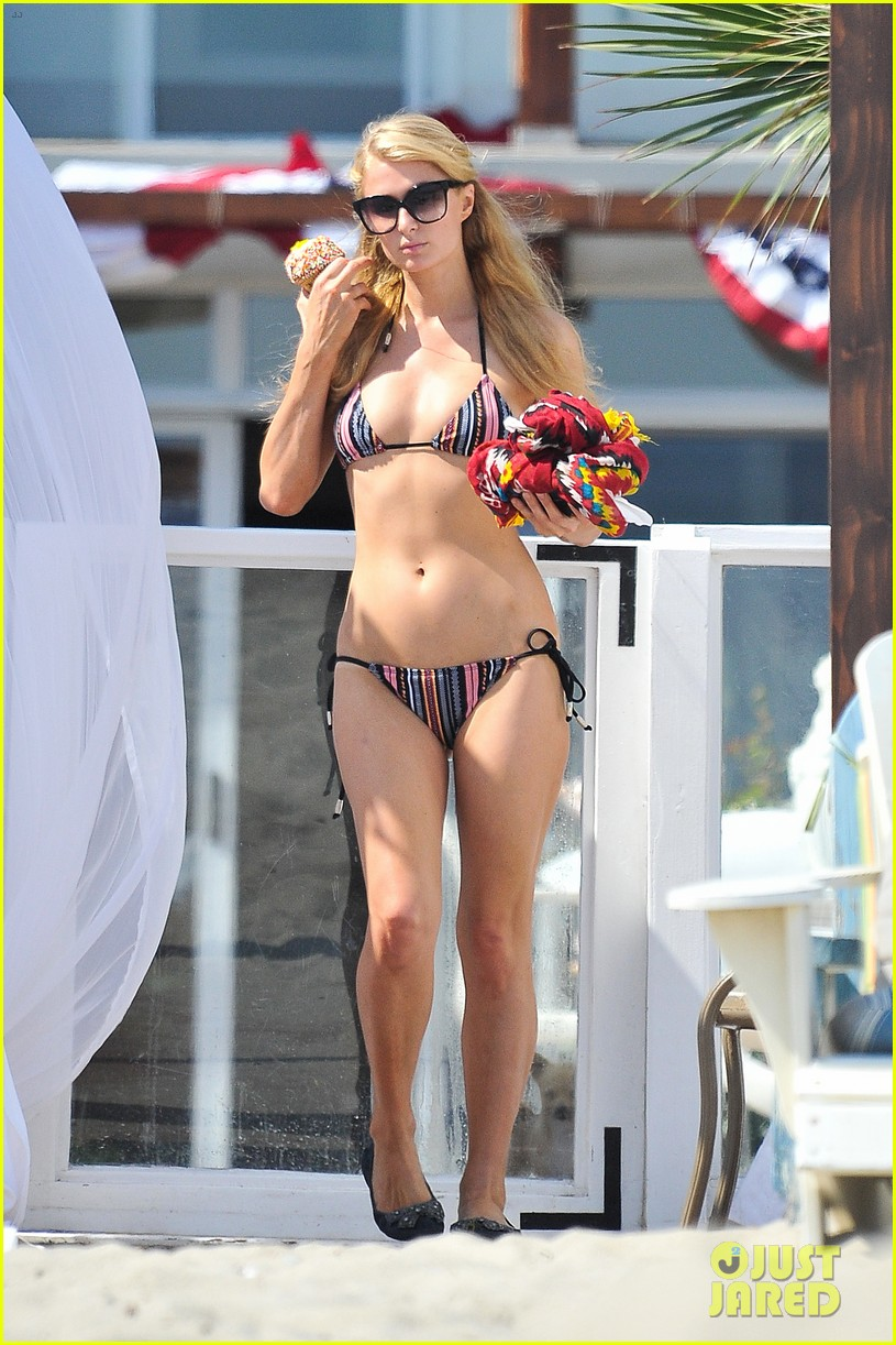 paris hilton malibu bikini babe after lunch with river viiperi 142905920