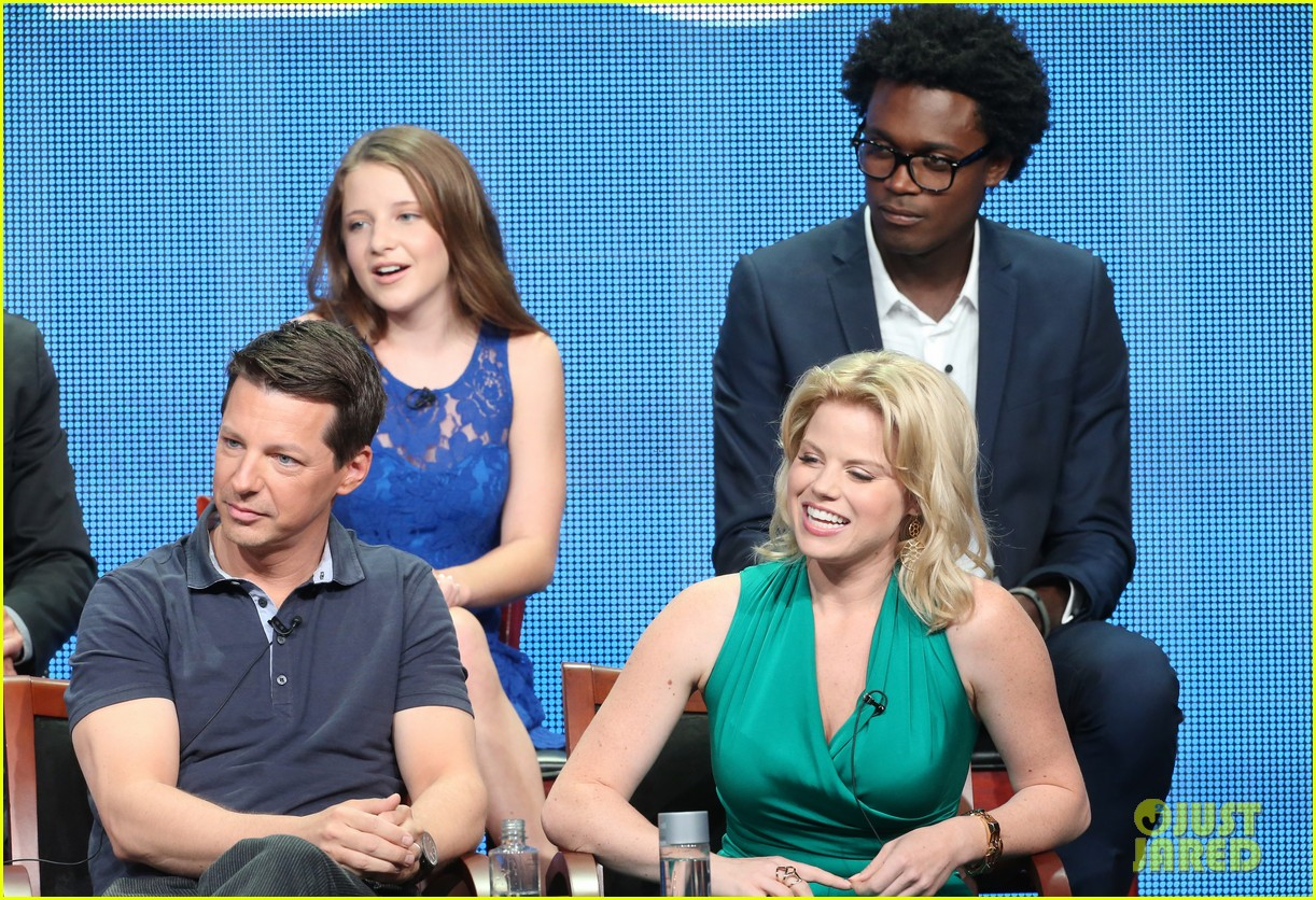 megan hilty sean hayes nbc summer tca panel 292918384