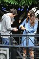 katie holmes luke kirby back to work on mania days 05