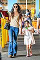 katie holmes picks suri up from gym class 11