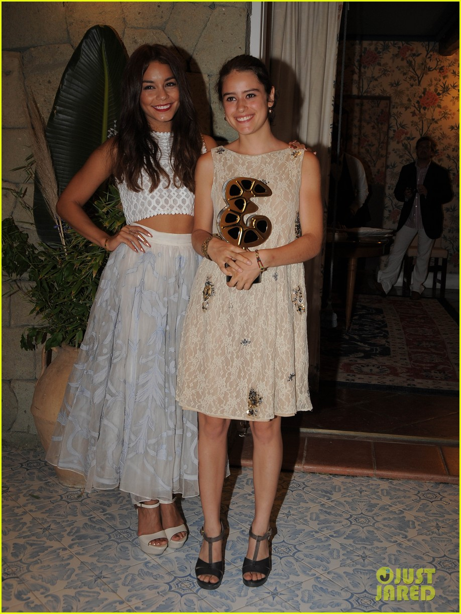 vanessa hudgens ischia global festival closing night 012914688
