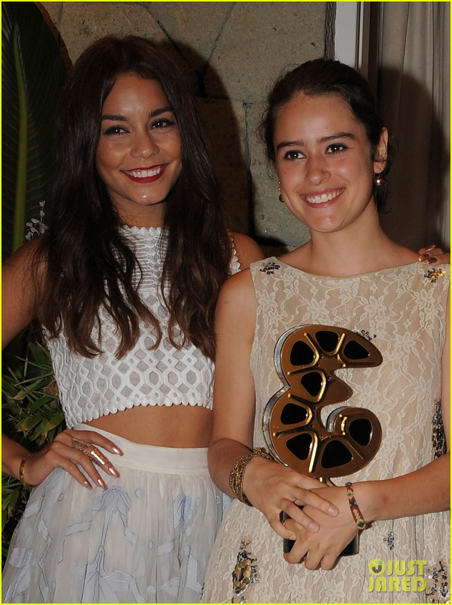 vanessa hudgens ischia global festival closing night 042914691