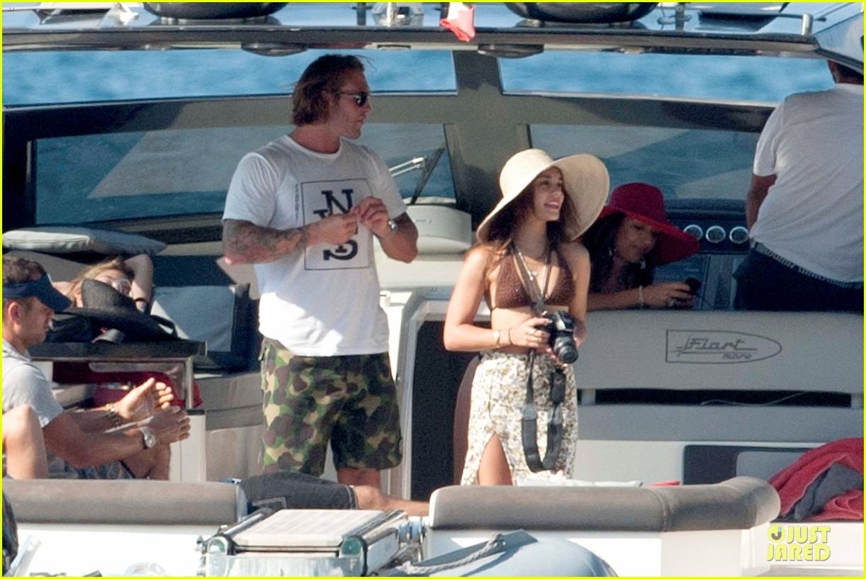 vanessa hudgens bikini bonding with camila morrone 032912842
