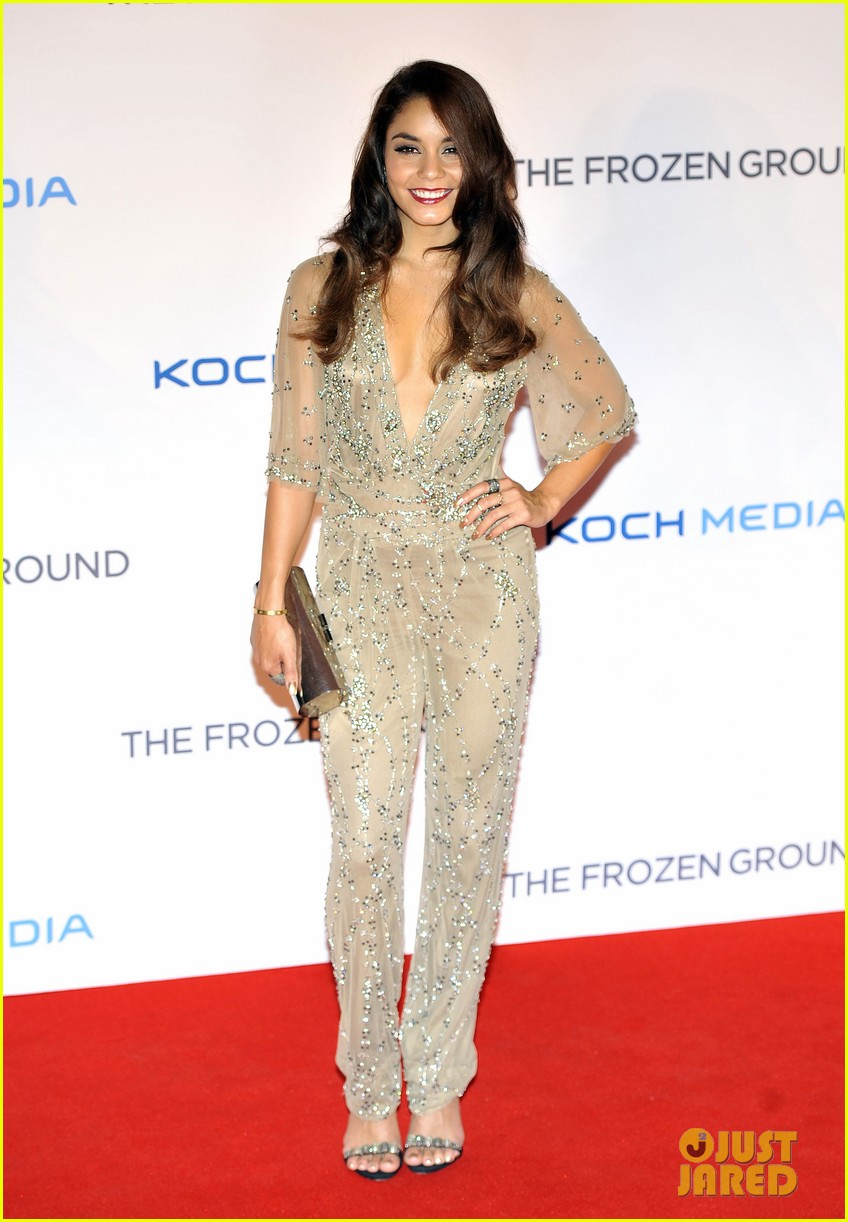 vanessa hudgens frozen ground uk premiere 05