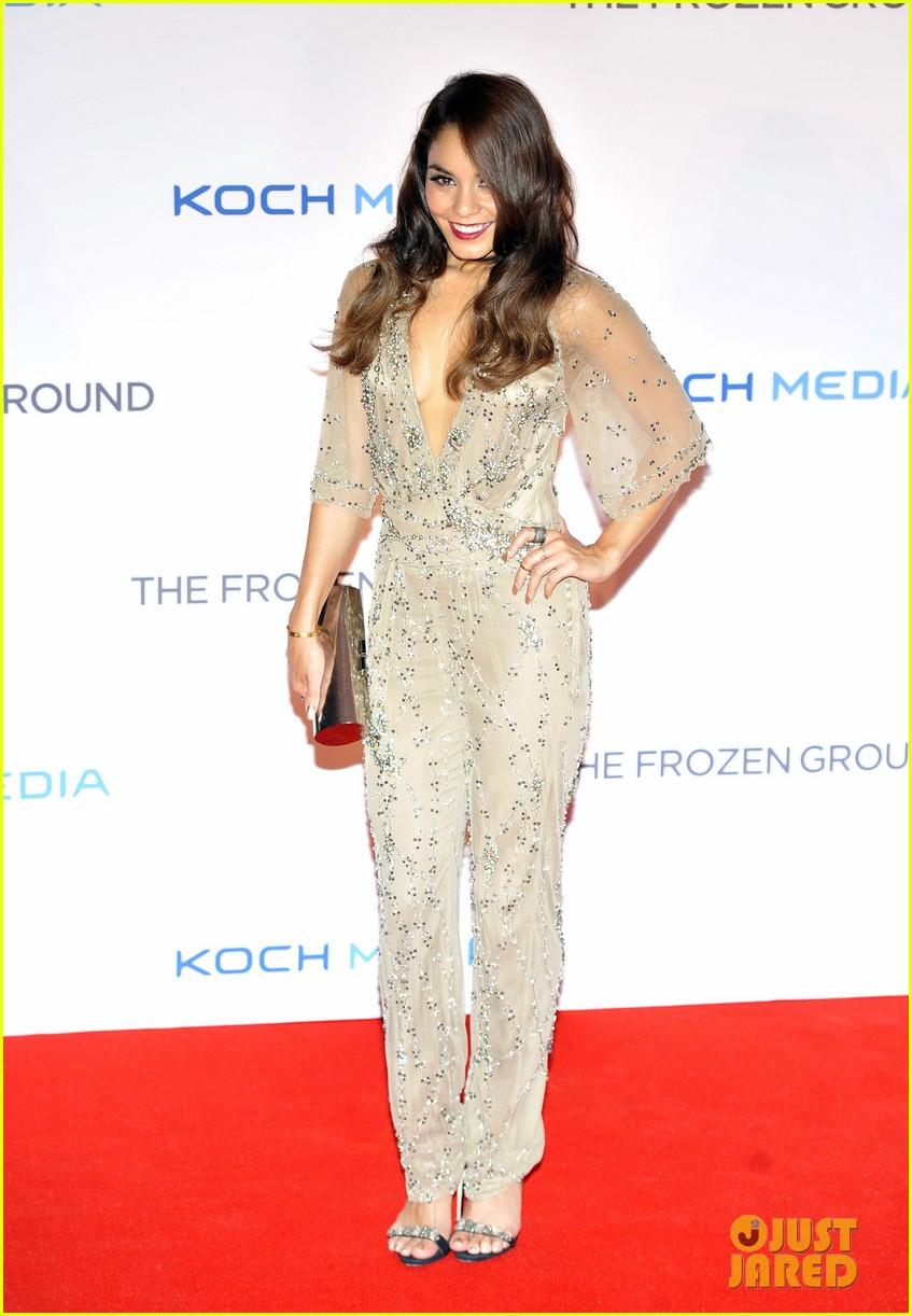 vanessa hudgens frozen ground uk premiere 062910933