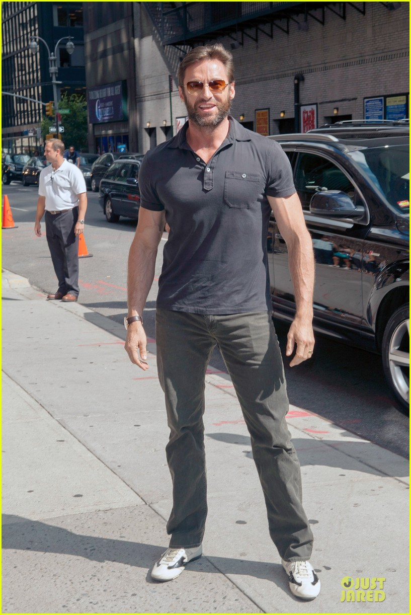 hugh jackman wolverine fan screening 142915434