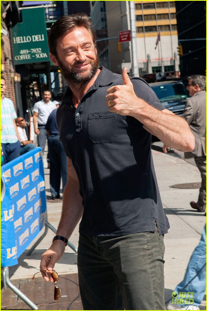 hugh jackman wolverine fan screening 152915435