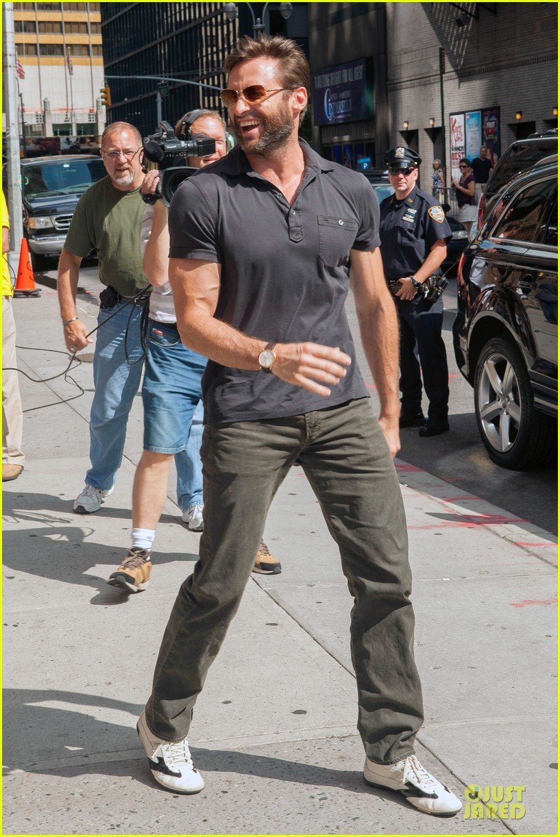 hugh jackman wolverine fan screening 202915440