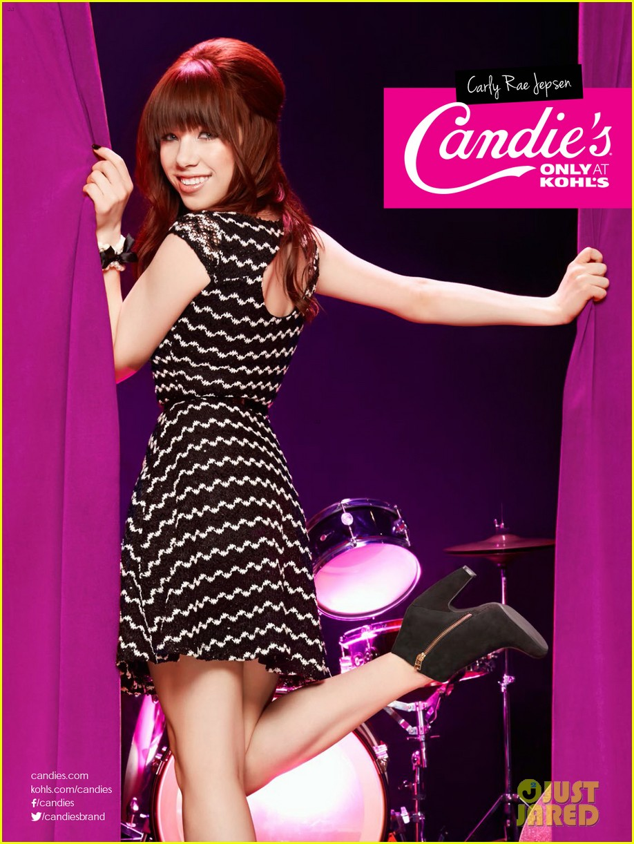 carly rae jepsen candies campaign photos 012901901