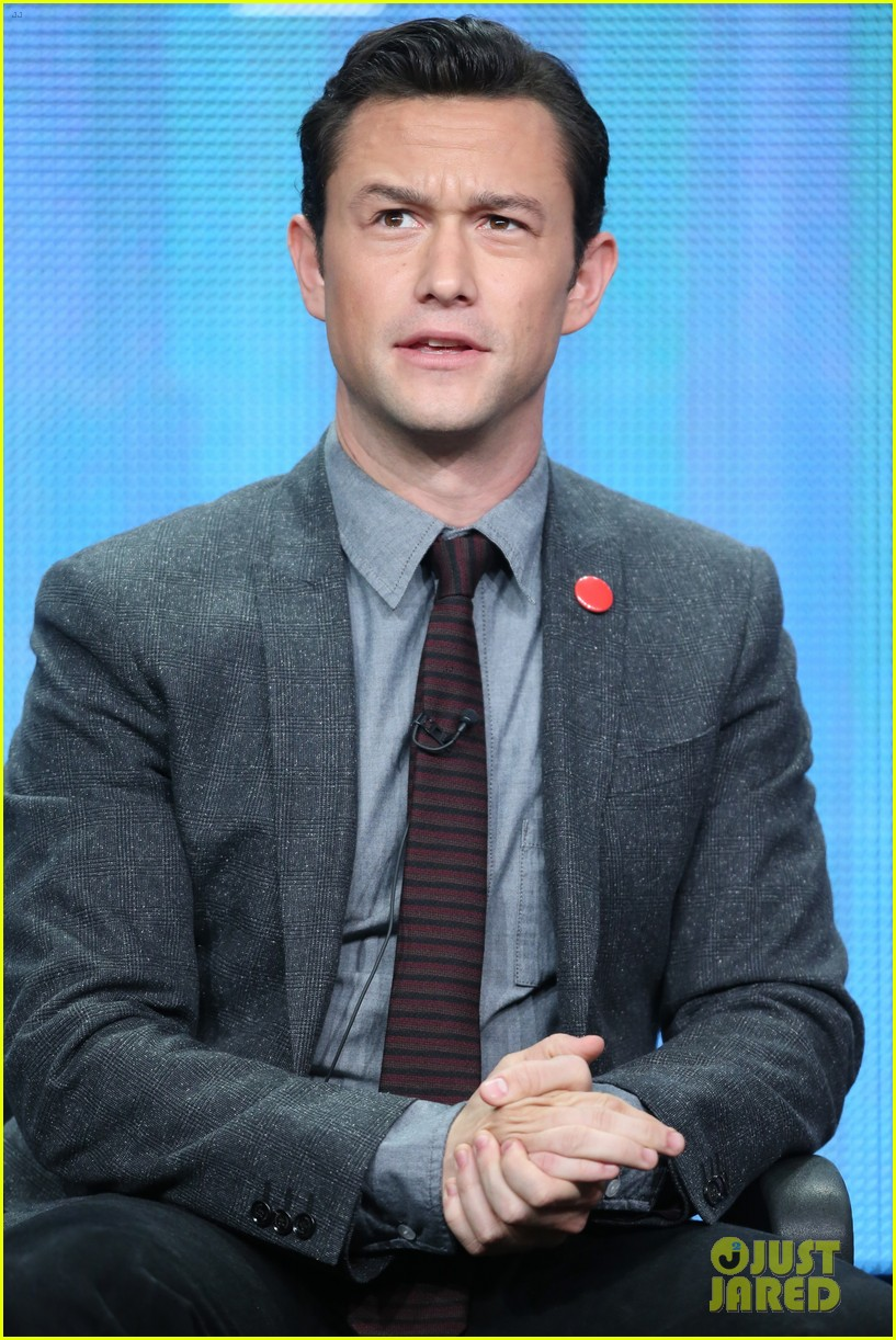 joseph gordon levitt pilot presentation at the tca tour 16