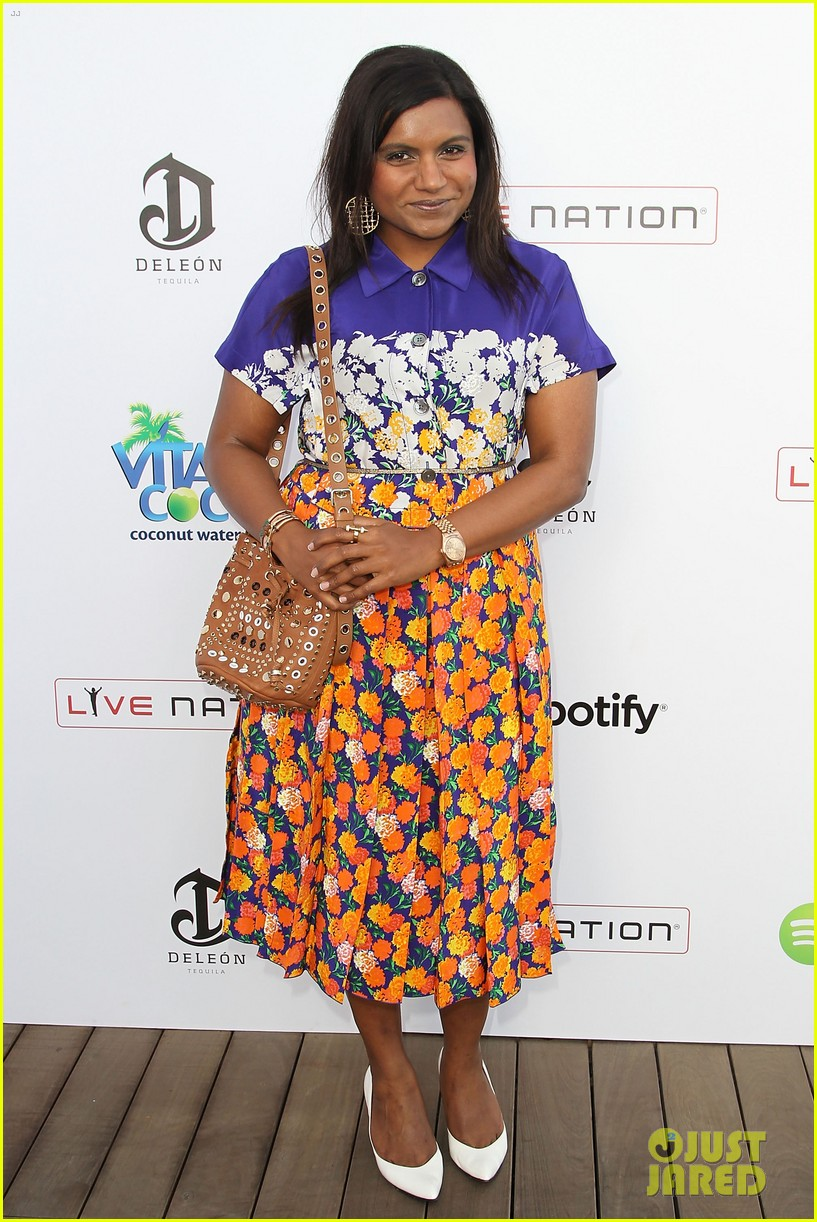 mindy kaling eric dane guy oseary 4th of july party 022904852