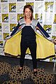 minka kelly michael ealy almost human at comic con 03