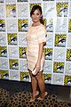 minka kelly michael ealy almost human at comic con 13