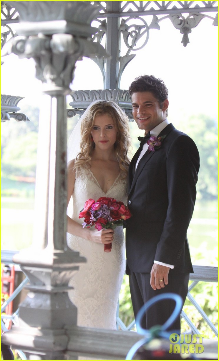 anna kendrick jeremy jordan last 5 years wedding scene 042905991