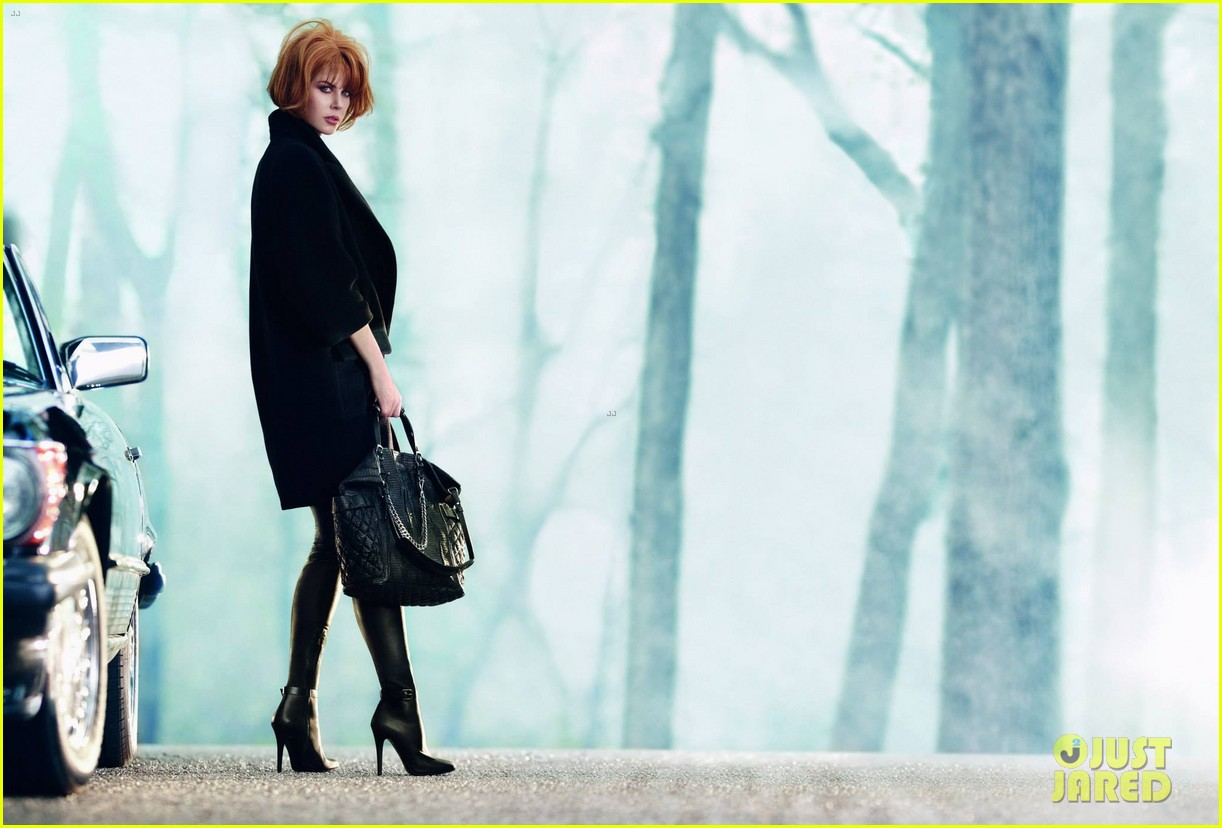 nicole kidman jimmy choo campaign photos video 07