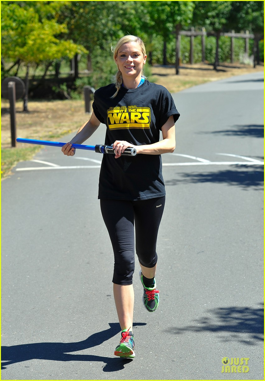jaime king kyle newman course of the force relay 012906946