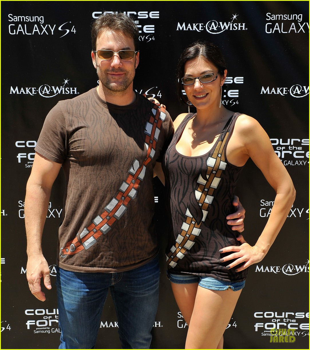 jaime king kyle newman course of the force relay 052906950